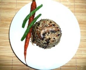 Brown Rice Medley