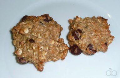 Banny Cranny Cookies